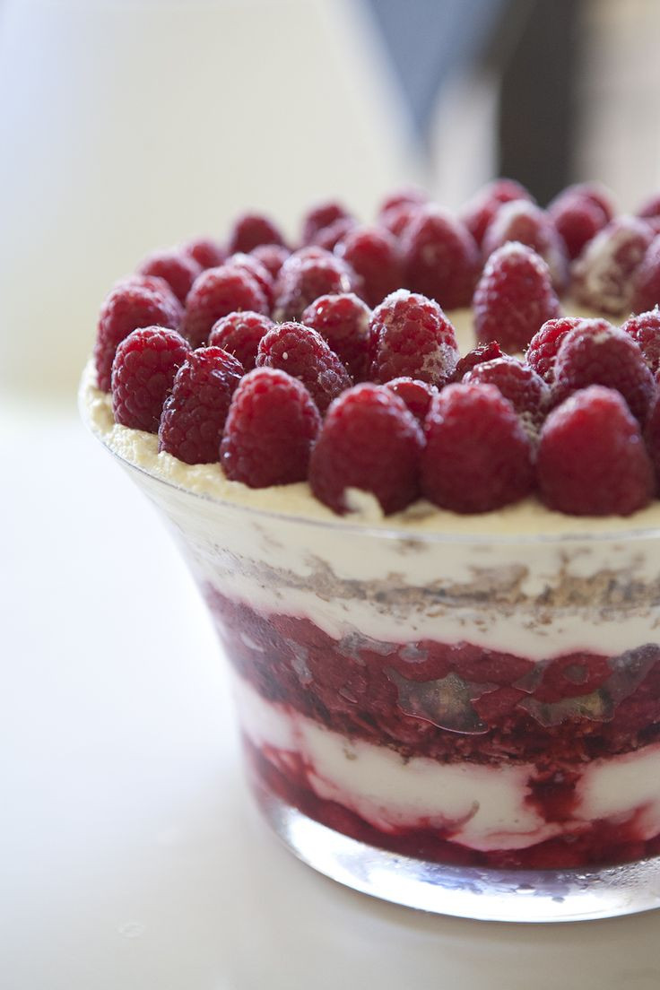 Easy Holiday Dessert Recipes  17 Best images about trifle on Pinterest