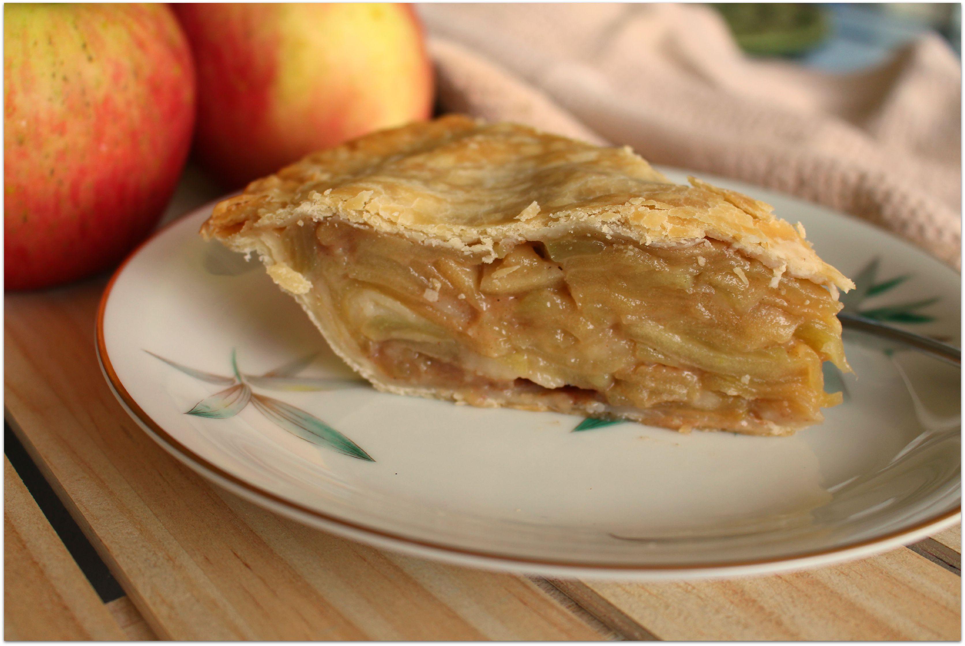 Easy Homemade Apple Pie  Delicious & Easy Homemade Apple Pie Recipe Food Fun