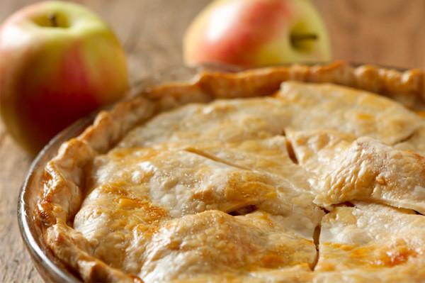 Easy Homemade Apple Pie  Easy homemade pie crust recipe