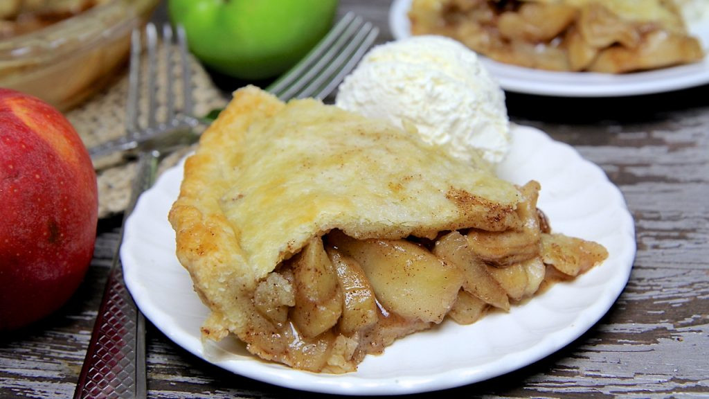 Easy Homemade Apple Pie  Homemade Apple Pie Recipe All From Scratch