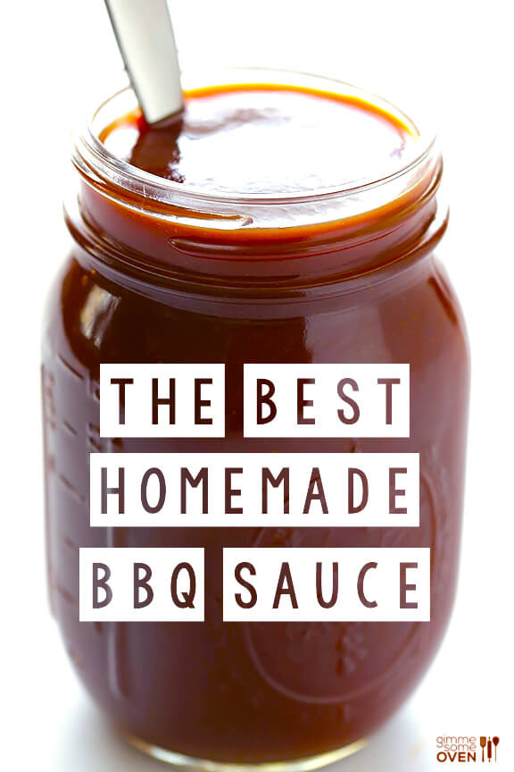 Easy Homemade Bbq Sauce  Homemade BBQ Sauce Recipe