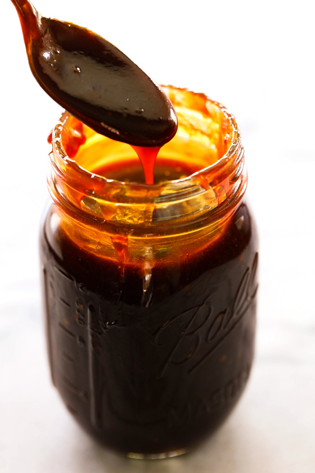Easy Homemade Bbq Sauce  Best Ever Homemade BBQ Sauce Chef in Training