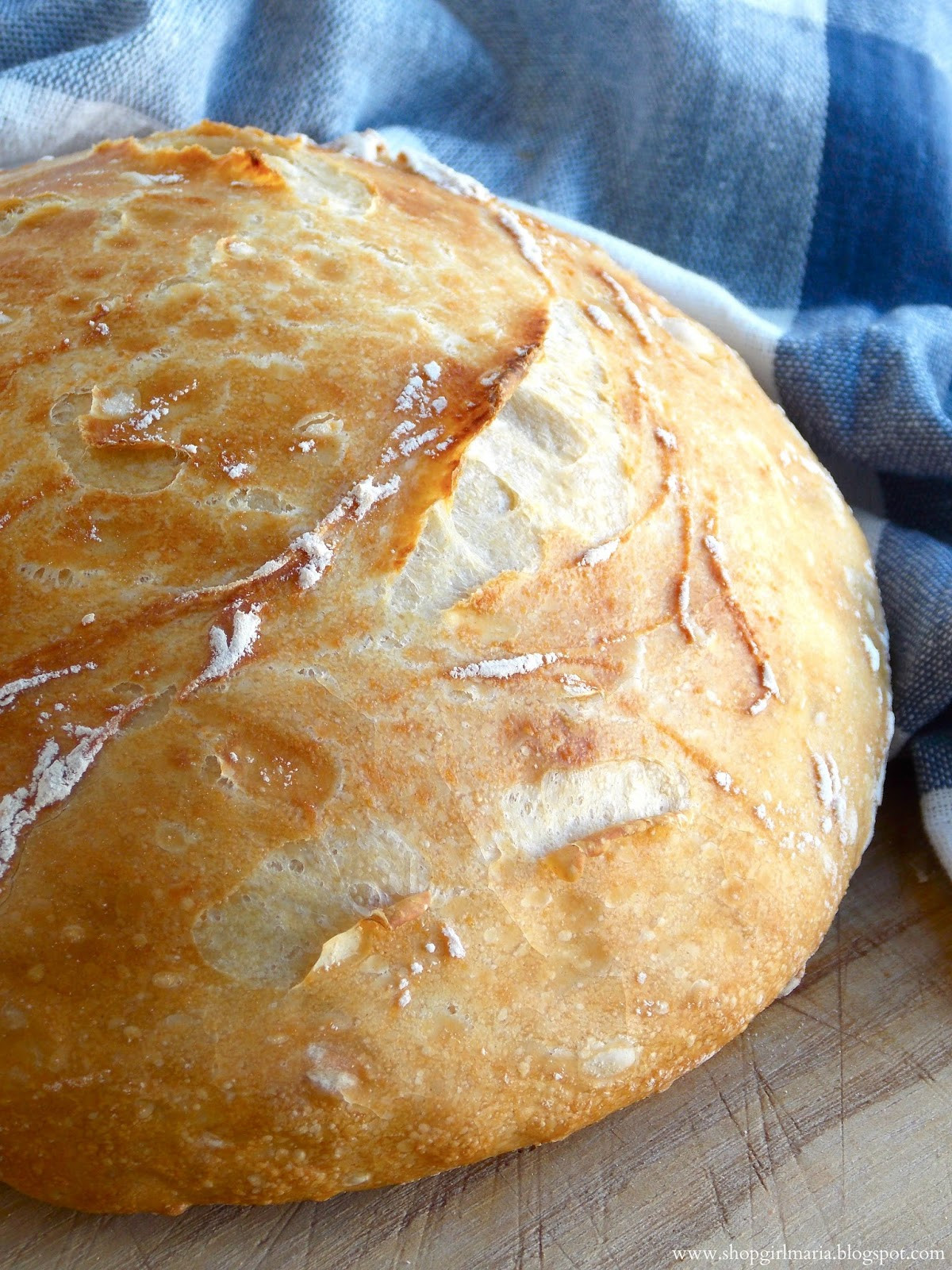 Easy Homemade Bread Recipe  Easy Homemade Artisan Bread