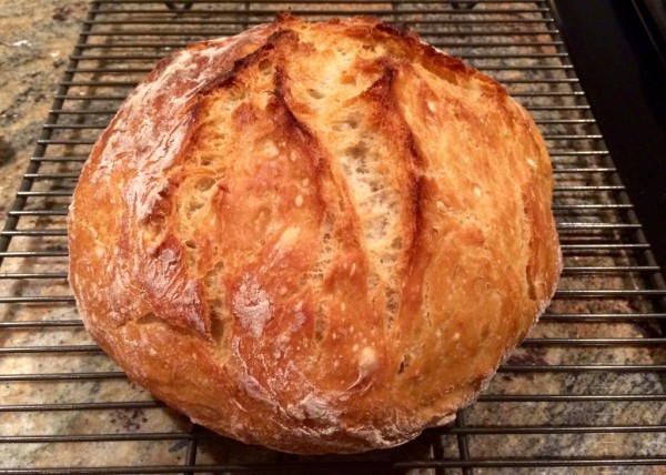 Easy Homemade Bread Recipe  Homemade Bread Recipe Easy And Rustic Imitation of Mink
