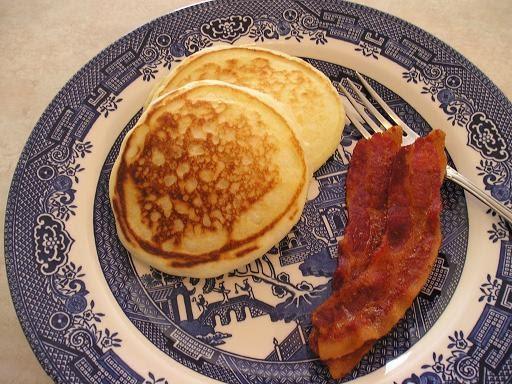 Easy Homemade Pancakes  50s Housewife Easy Homemade Pancakes