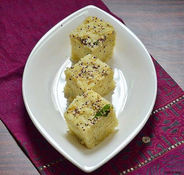 Easy Indian Breakfast Recipes  Rava dhokla recipe Easy and healthy Indian breakfast
