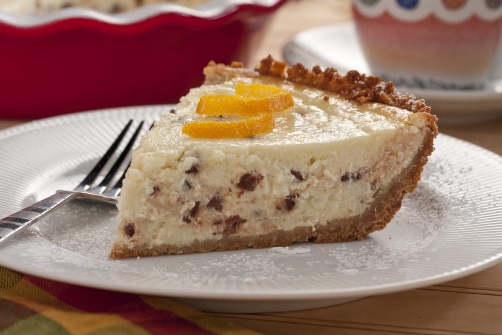 Easy Italian Dessert  Cannoli Cheesecake