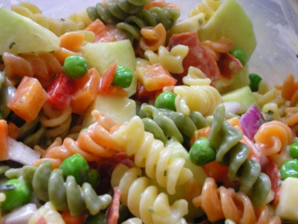 Easy Italian Pasta Salad  Easy Italian Pasta Salad Recipe Food