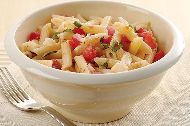 Easy Italian Pasta Salad  Easy Pasta Salad with Italian Dressing Kraft Recipes