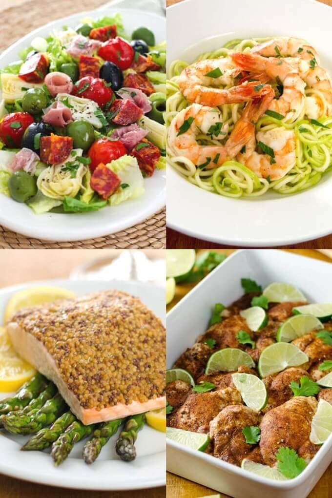 Easy Keto Dinner Recipes  35 Easy Keto Dinner Recipes