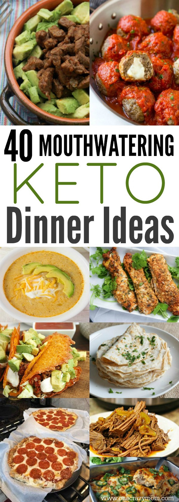 Easy Keto Dinner Recipes  Easy Keto Dinner Ideas 40 Easy Keto Dinner Recipes