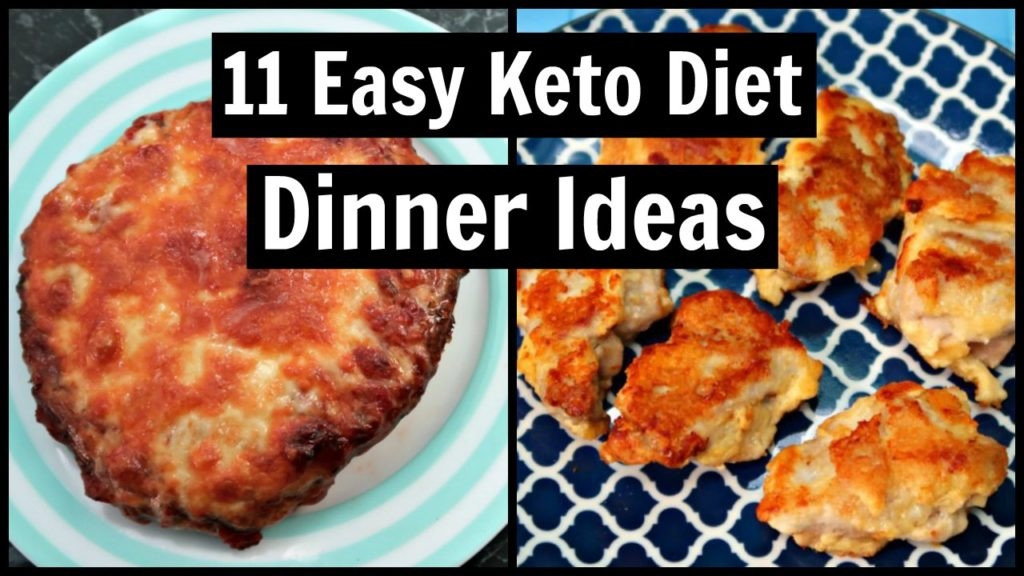 Easy Keto Dinner Recipes  Yummy Inspirations Low Carb High Fat Keto Diet Recipe Blog
