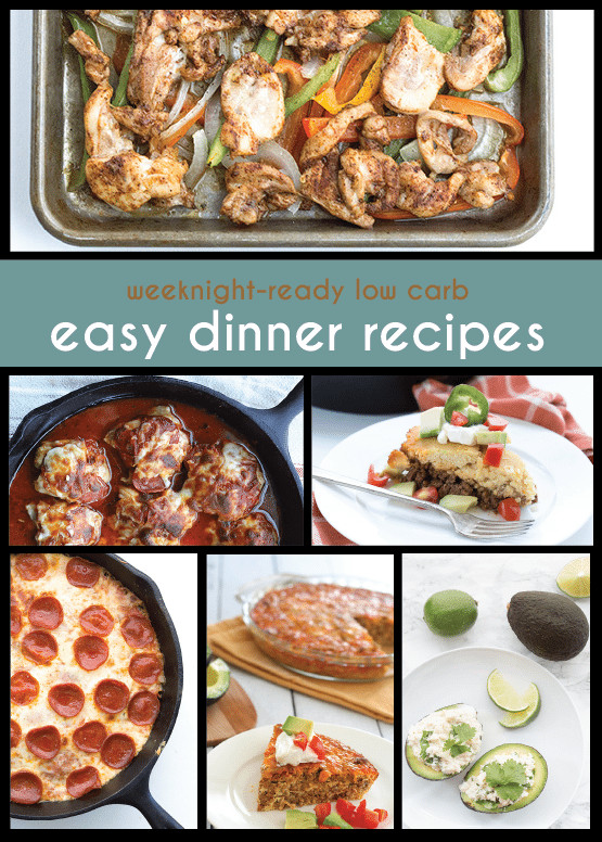 Easy Keto Dinner Recipes  Easy Keto Recipes
