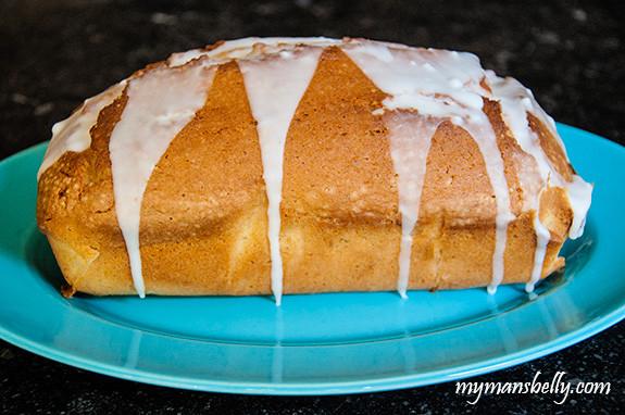 Easy Lemon Pound Cake  Easy Lemon Pound Cake
