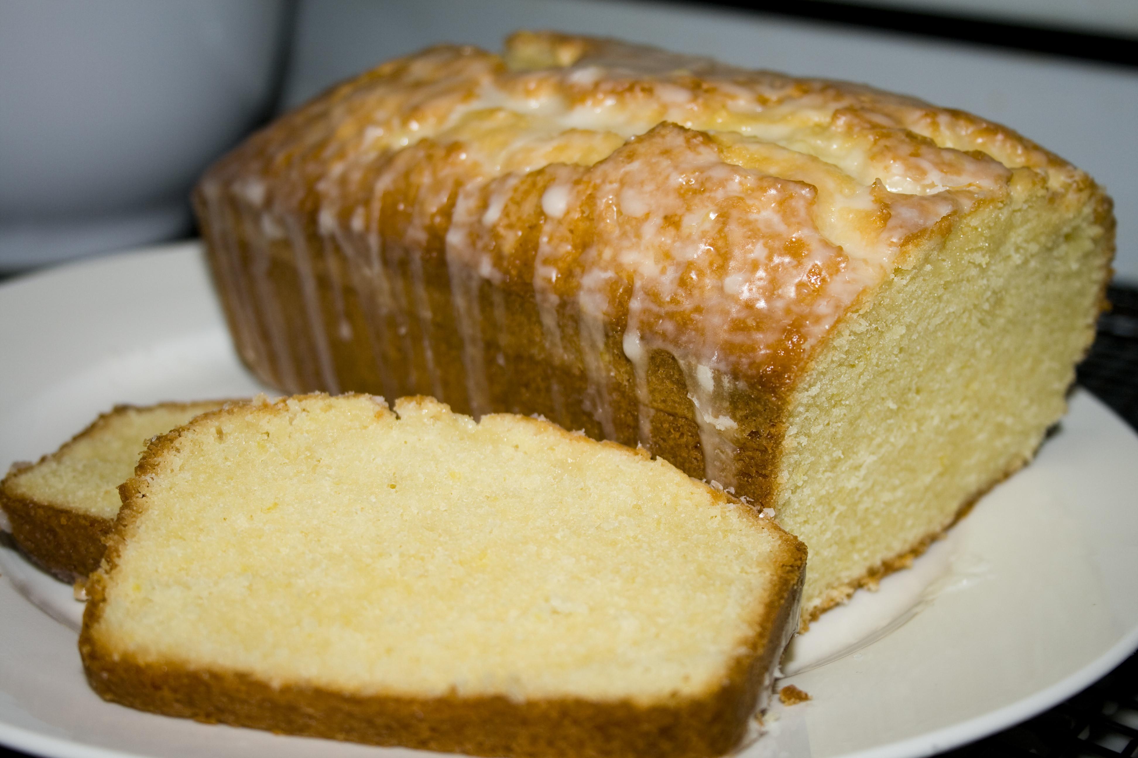 Easy Lemon Pound Cake  Simple Lemon Pound Cake – Bakerlady