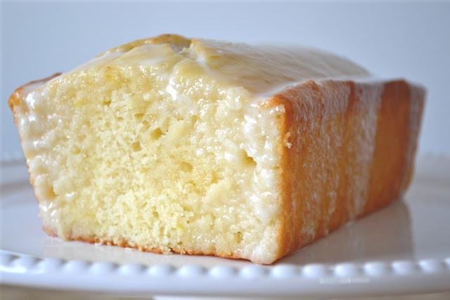 Easy Lemon Pound Cake  apronette Recipe Iced Lemon Yogurt Pound Cake