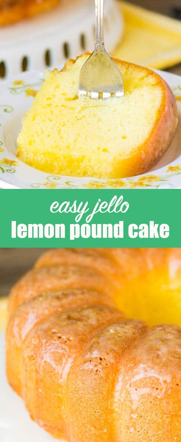 Easy Lemon Pound Cake  easy lemon pound cake recipe The Best Cake Recipes