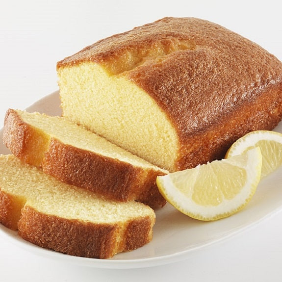 Easy Lemon Pound Cake  Oven Baked Easy Lemon Pound Cake Recipe Magic Skillet