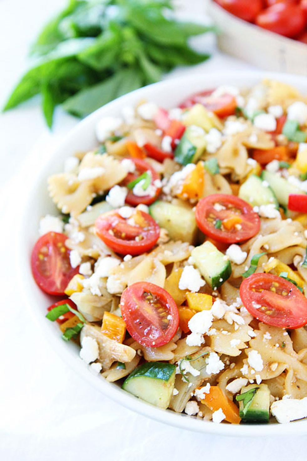 Easy Main Dishes  Easy main dish summer salad recipes Food easy recipes