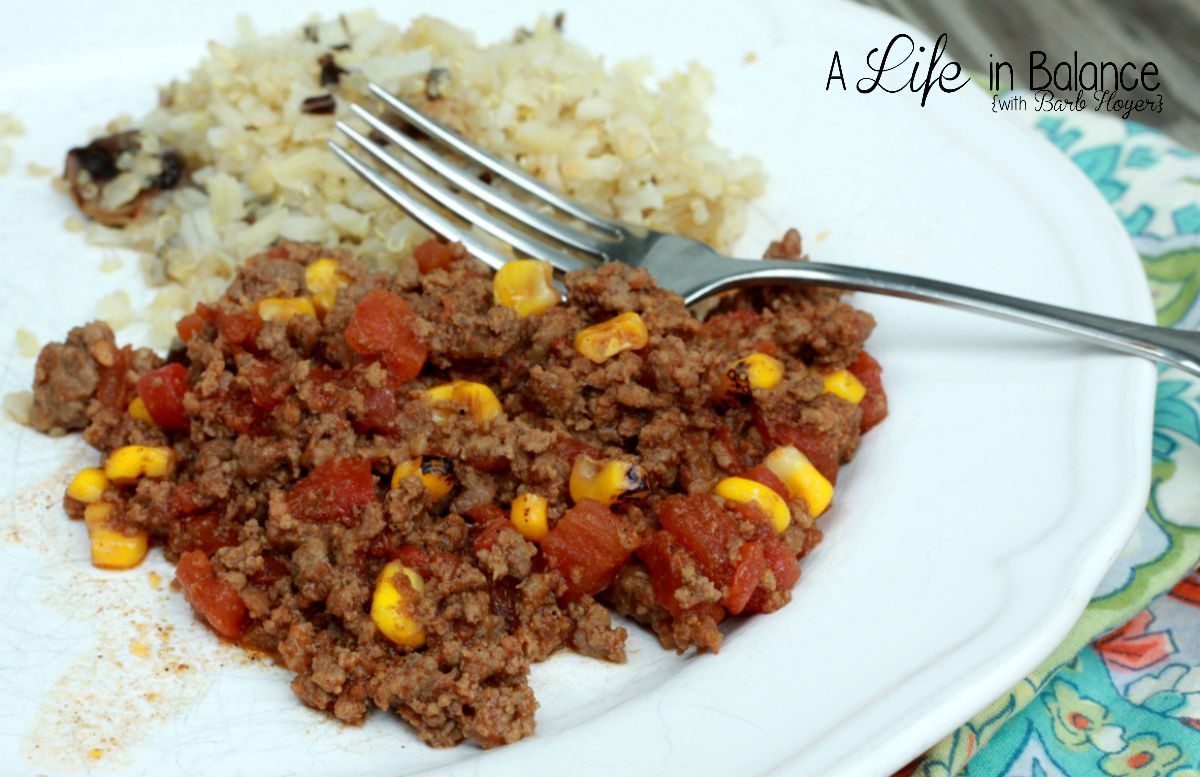 Easy Meals With Ground Beef  Easy Ground Beef Dinner Recipe American Chop Suey A