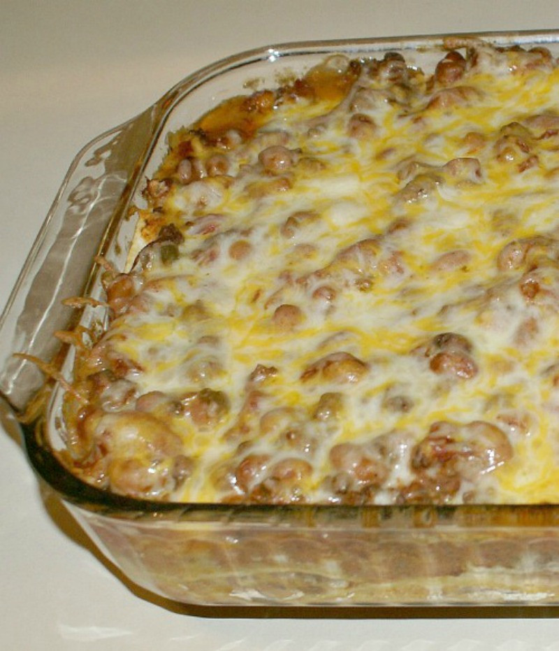 Easy Mexican Casserole  Easy to Adapt Mexican Casserole Life is Sweeter By Design