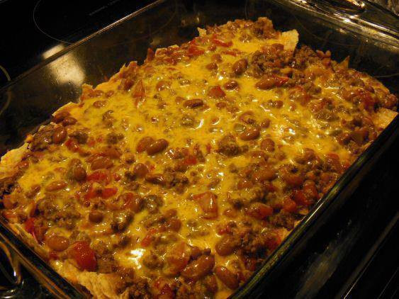 Easy Mexican Casserole  I Can t Pin It Easy Mexican Casserole