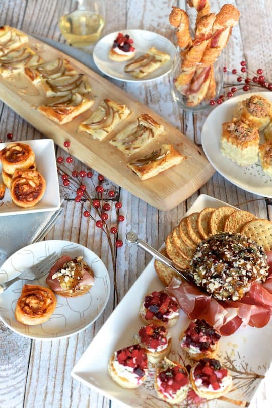Easy New Years Appetizers  6 Easy New Year s Eve Appetizers