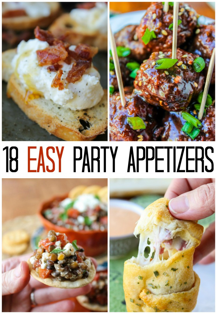 Easy New Years Appetizers  18 EASY Appetizer Ideas for New Year s Eve The Food