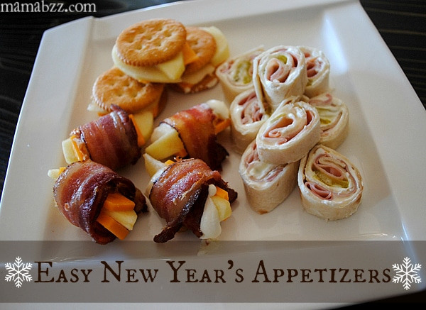 Easy New Years Appetizers  3 Easy Appetizers for New Year s Recipe Box Adventures