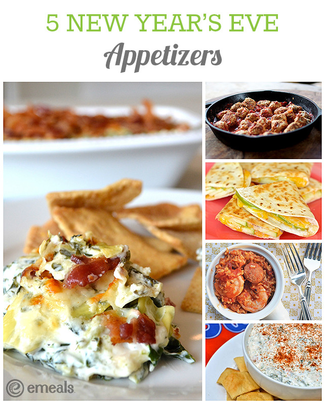 Easy New Years Appetizers  5 Easy New Year's Eve Appetizers