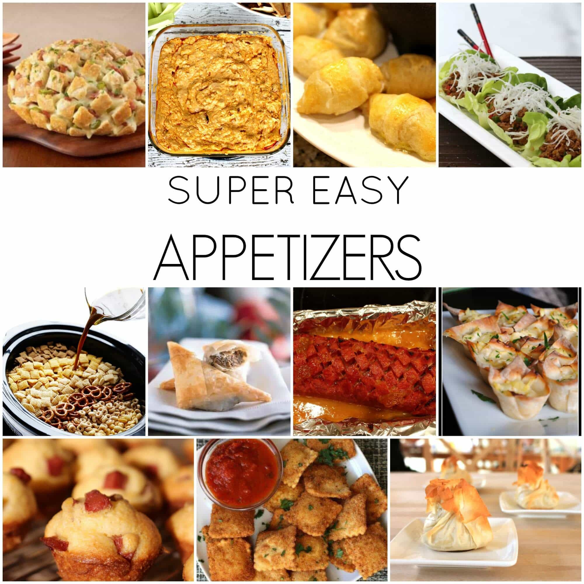 Easy New Years Appetizers  Easy Appetizers For New Year s Eve Princess Pinky Girl