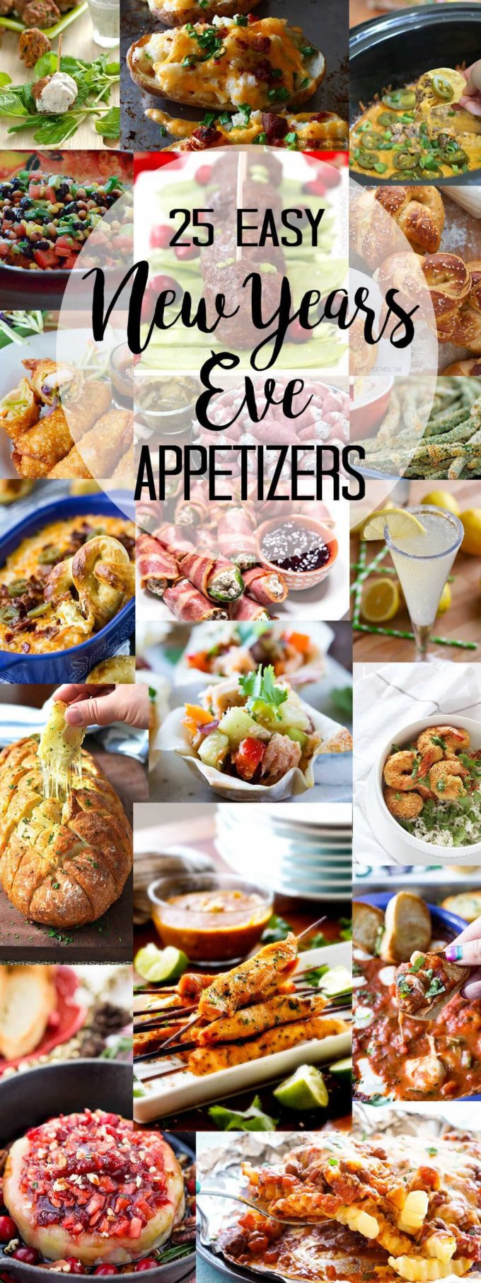 Easy New Years Appetizers  25 New Year s Eve Appetizers Easy Peasy Meals