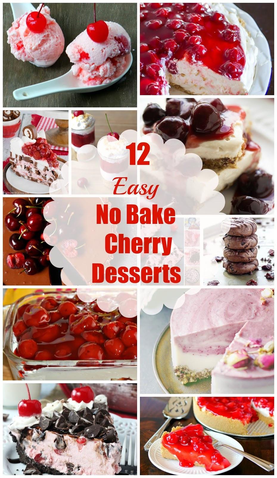 Easy No Bake Desserts  12 Easy No Bake Cherry Desserts Manila Spoon