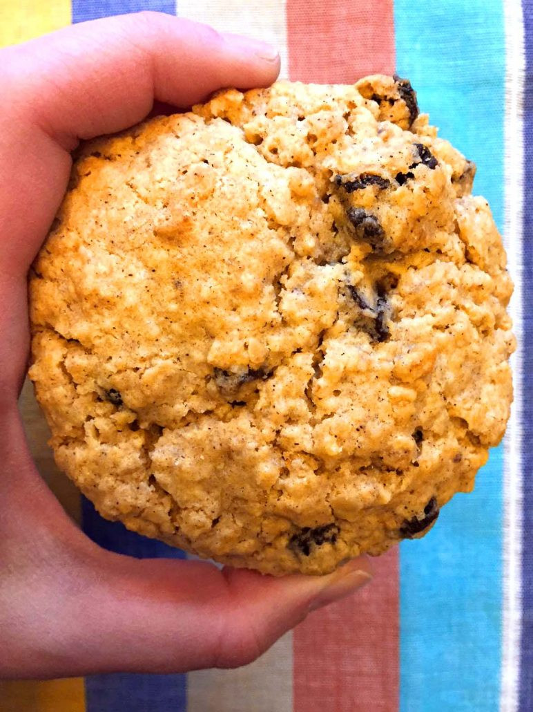 Easy Oatmeal Cookies  Easy Soft & Chewy Oatmeal Raisin Cookies Recipe – Melanie