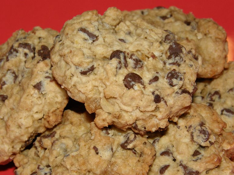 Easy Oatmeal Cookies  Soft Oatmeal Cookie Recipe Easy Dessert Recipes