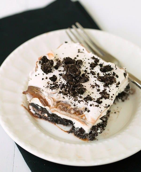 Easy Oreo Dessert  No Bake Oreo Layer Dessert