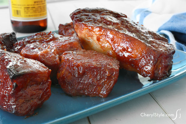Easy Oven Baked Country Style Pork Ribs Recipe  Country Style Barbecue Pork Ribs Recipe