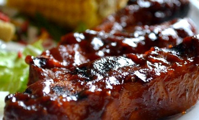 Easy Oven Baked Country Style Pork Ribs Recipe  Simple ribs recipe oven baked