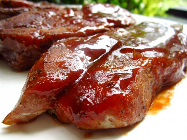 Easy Oven Baked Country Style Pork Ribs Recipe  Country Style Pork Ribs Recipe Food