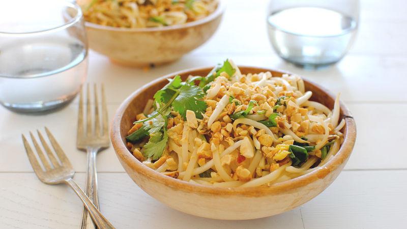 Easy Pad Thai  Super Easy Pad Thai recipe from Tablespoon