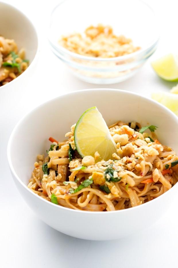 Easy Pad Thai  Easy Chicken Pad Thai Recipe