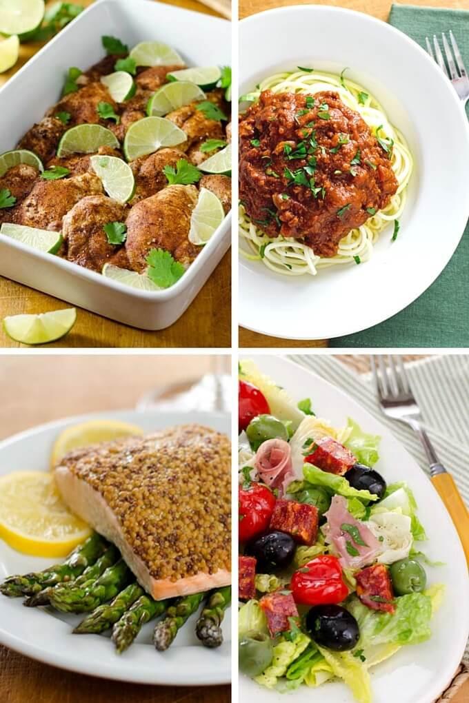 Easy Paleo Dinner  5 Easy Paleo Dinner Recipes for Busy Weeknights
