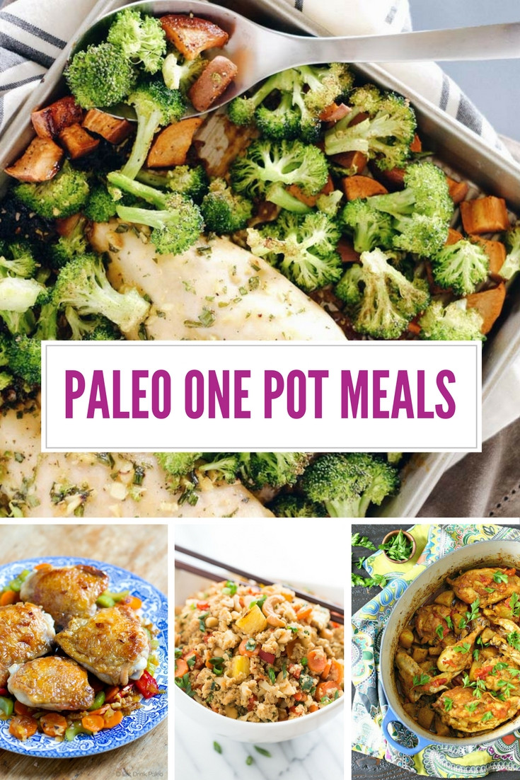 Easy Paleo Dinner  12 Quick & Easy Paleo e Pot Meals for Hectic Weeknights