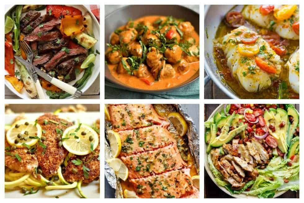 Easy Paleo Dinner  18 Easy Weeknight Paleo Dinners That Everyone Will Love
