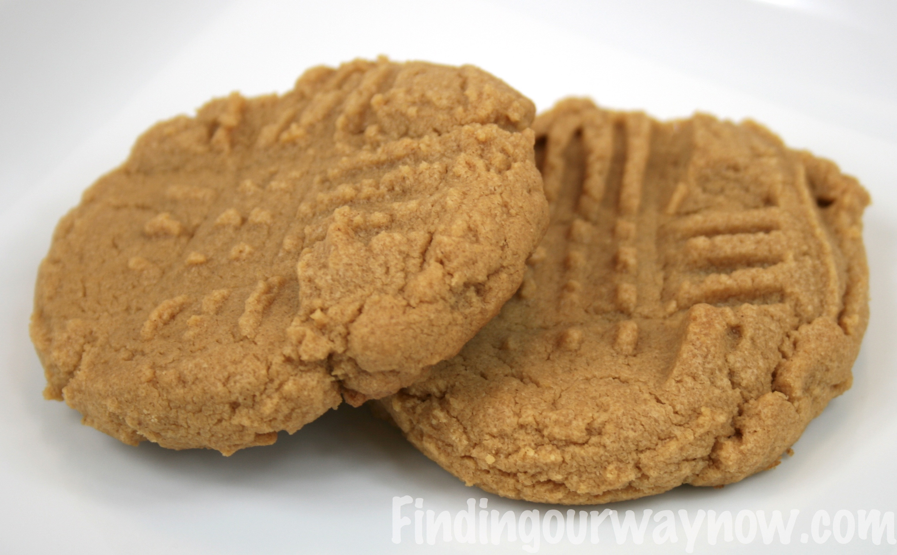 Easy Peanut Butter Cookies  Easy Peanut Butter Cookies Recipe Finding Our Way Now