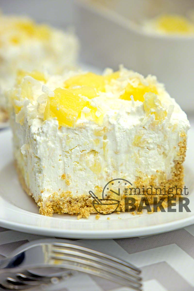 Easy Pineapple Dessert  easy pineapple dessert no bake