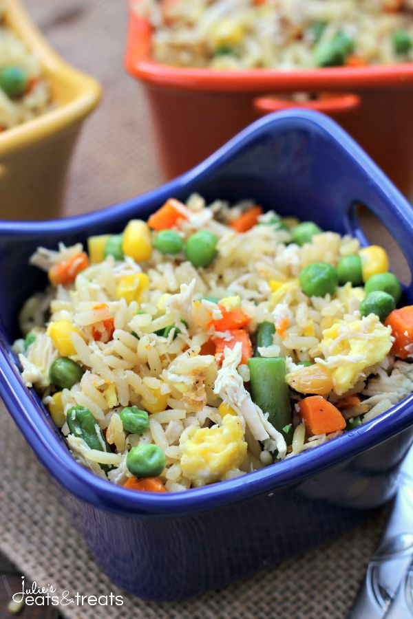 Easy Pork Fried Rice  1000 images about Stir Fry on Pinterest