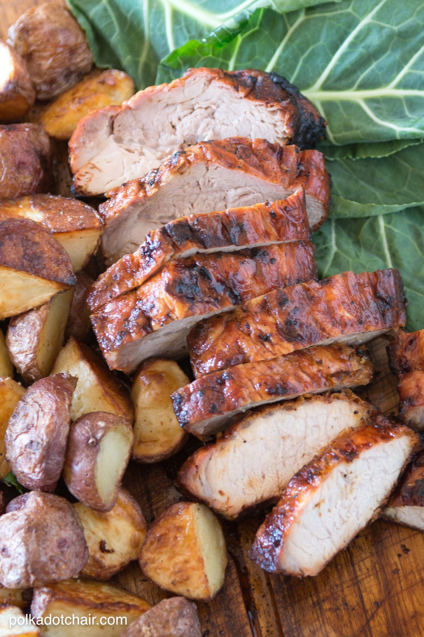 Easy Pork Loin Recipes  easy grilled pork loin recipes
