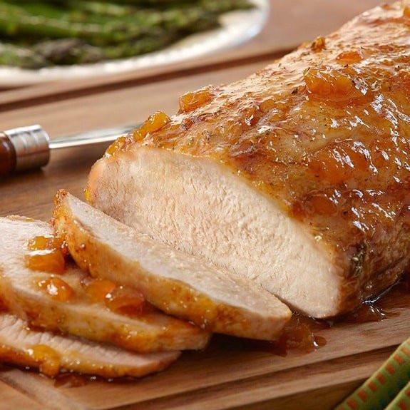 Easy Pork Loin Recipes  Pressure Cooker Maple Dijon Chicken Wings Magic Skillet