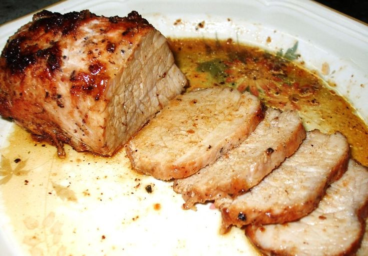 Easy Pork Loin Recipes  Best 25 Pork tenderloin recipes ideas on Pinterest